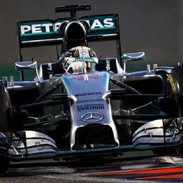 F1: Mercedes Siap Hadapi Pembatasan Mesin di Musim 2018
