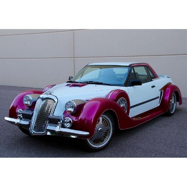 Mobil Unik Ini Didukung oleh Mesin Cadillac Northstar V8