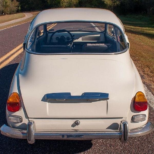 Saab 96 Tahun 1969 Swap Mesin Listrik, Mobil Klasik Berjantung Modern