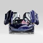 Sabre, Mobil Dua Kursi Tercepat McLaren Memulai Debut