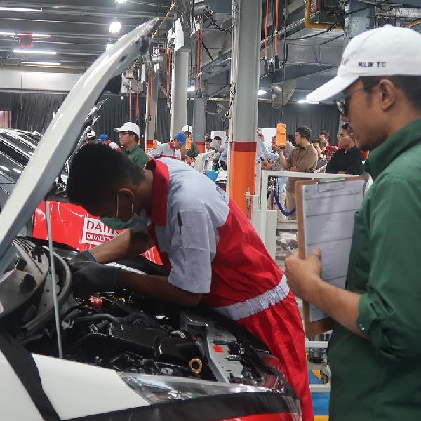 Daihatsu Bantu Tingkatkan Mutu Pendidikan Siswa SMK di Indonesia