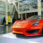 Saleen Perkenalkan S1 Sports Car ke Publik di Los Angeles Auto Show
