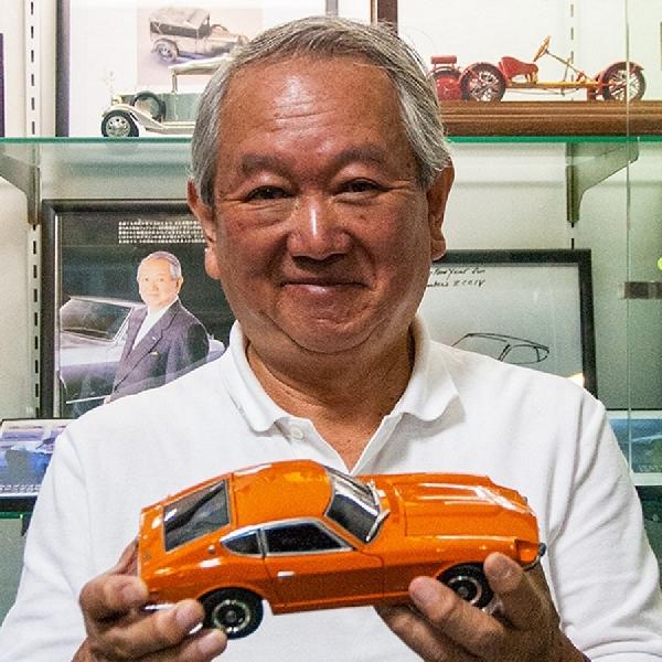 Sang Desainer Datsun 240Z Meninggal di Usia 86 Tahun