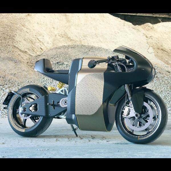Sarolea Manx7, Superbike Belgia Bergaya Cafe Racer ini Bertenaga 163 Hp
