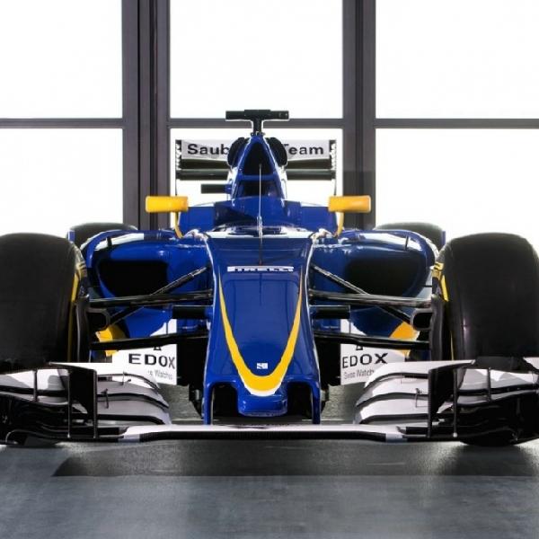 F1: Sauber Siap Tantang Juara Dunia Dengan Mobil Barunya