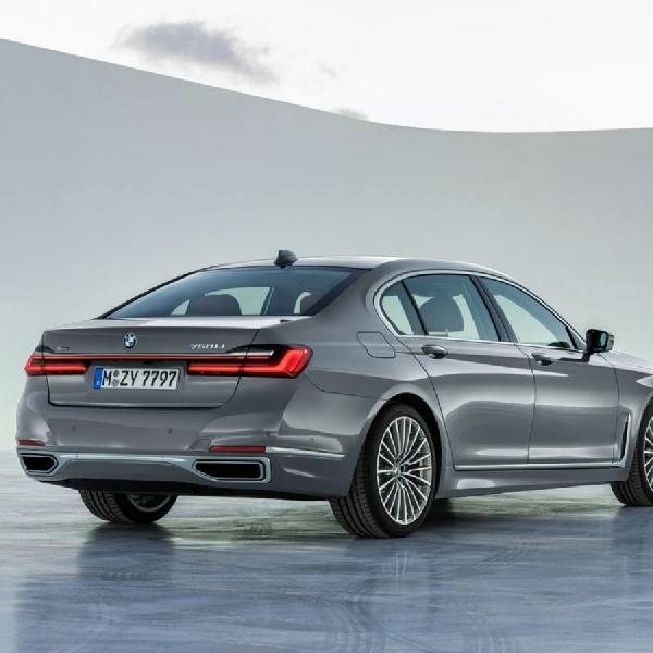 BMW Ingin Produksi Mobil Listrik Seri 7 dan Seri 5