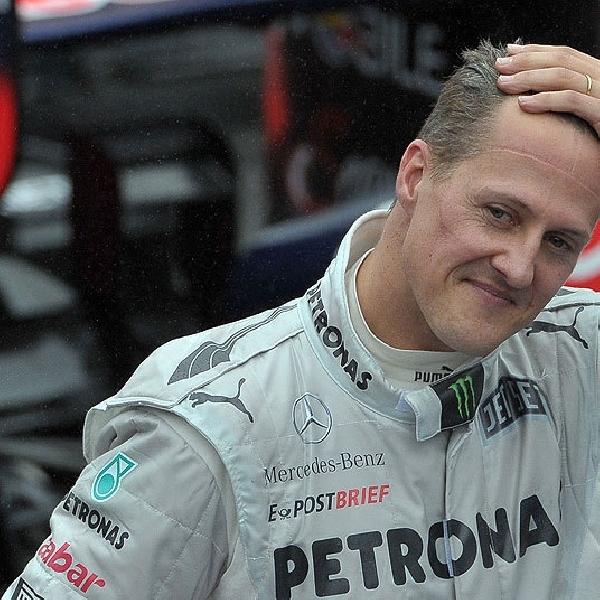 F1: Schumacher Dikabarkan Sudah Bisa Berjalan