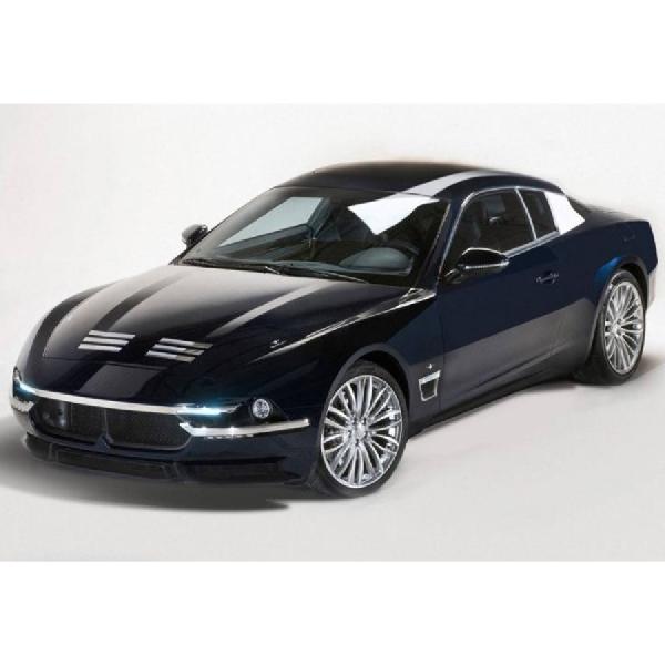 Sciadipersia  Versi Modern Maserati 5000GTs