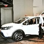 Kandi Bawa Dua Mobil Listrik ke AS
