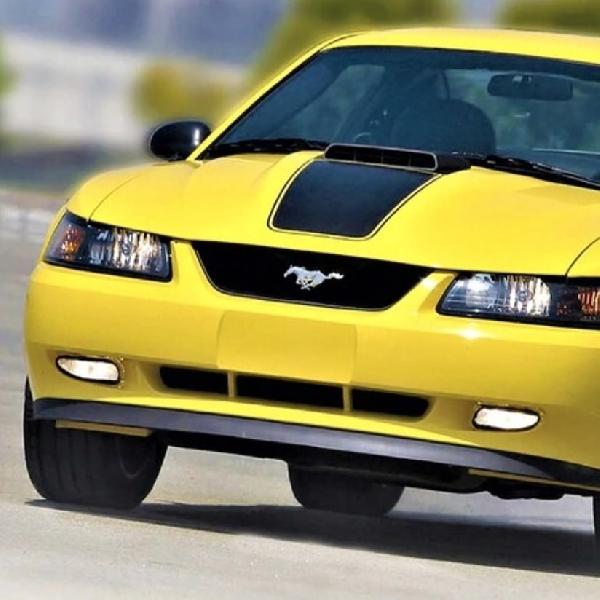 Perkembangan New Edge Mustang Dari Tahun ke Tahun