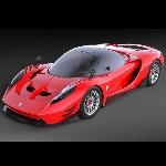 Scuderia Cameron Glickenhaus Versi Balap Sports Car 004