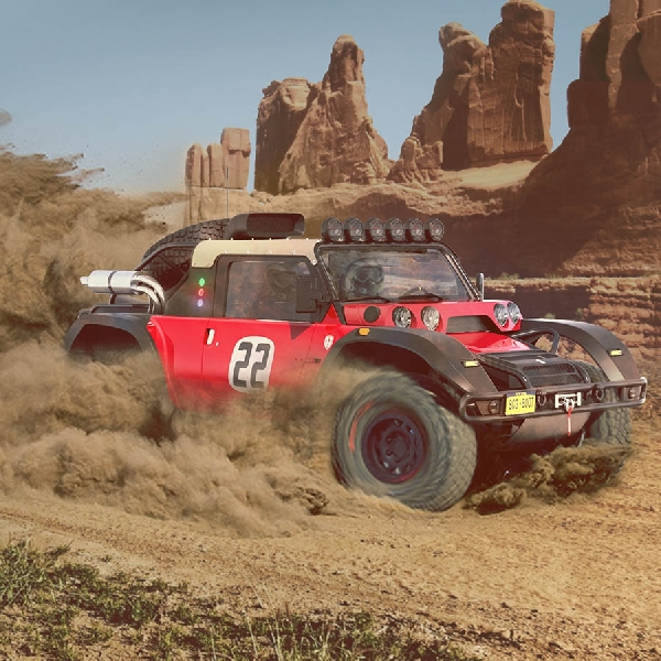 SCG Baja Boot 1000 Diproduksi Untuk Reli Dakar dan Pecahkan Rekor High  Altitude Driving