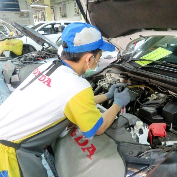 Honda Berikan Servis Mobil Gratis Kepada Lebih Dari 2.000 Dokter