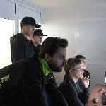 GP2: Matangkan Persiapan, Sean Kunjungi Markas Campos