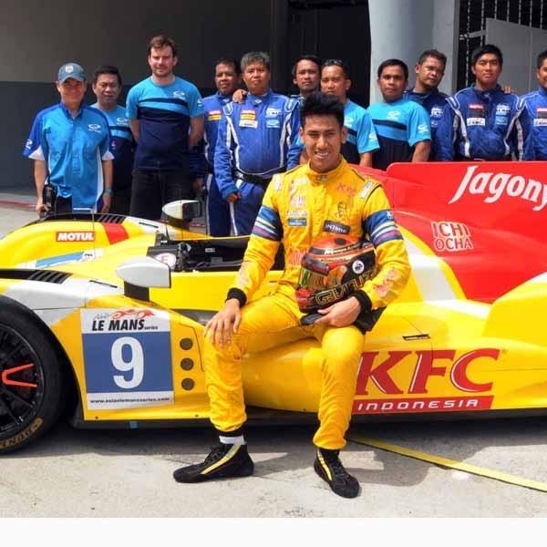 Sean Semakin Percaya Diri Jelang Le Mans di Sepang