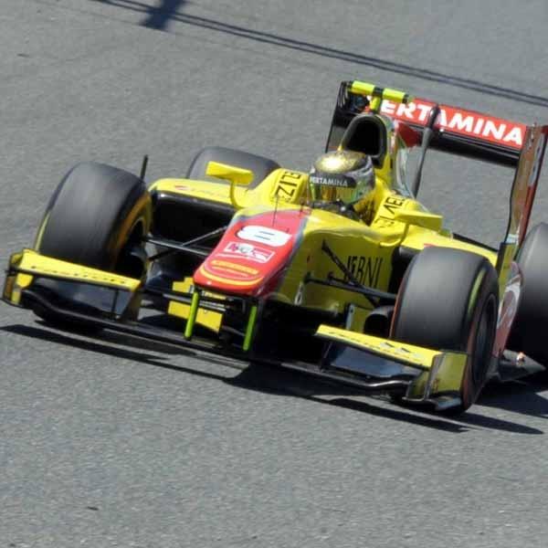 GP2: Sean Nyaris Masuk Sepuluh Besar di Sesi Tes Pramusim Jerez