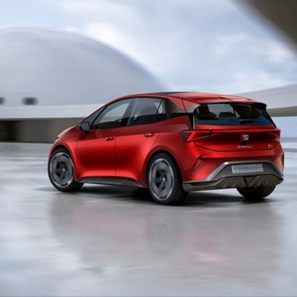Seat Gunakan Platform Volkswagen