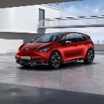 El-Born Sosok SUV Full Electric dari Seat Tampil di Geneva