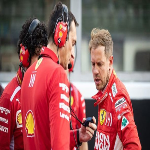 Vettel Sebut Enam Pembalap Berpeluang Juara F1