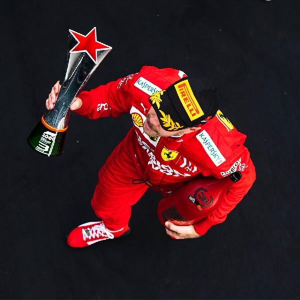 Sebastian Vettel Anggap Formula 1 Tak Seperti Dulu