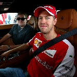 F1: Sebastian Vettel Optimis Hadapi Grand Prix China