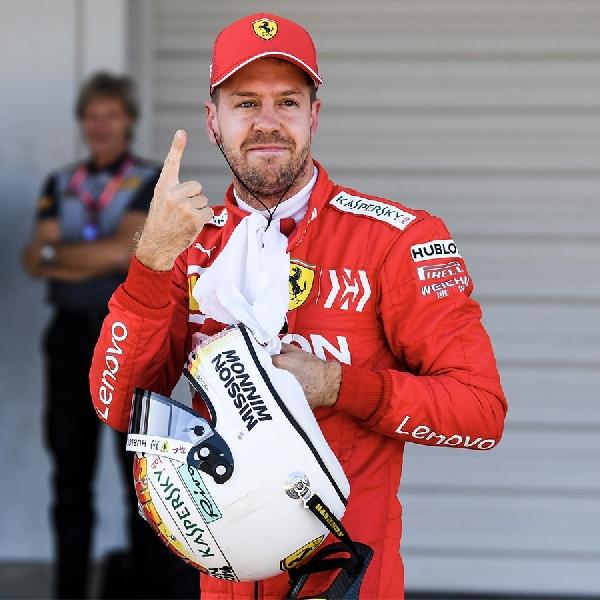 F1: Sebastian Vettel Kecewa Dengan Hasil Grand Prix Jepang?