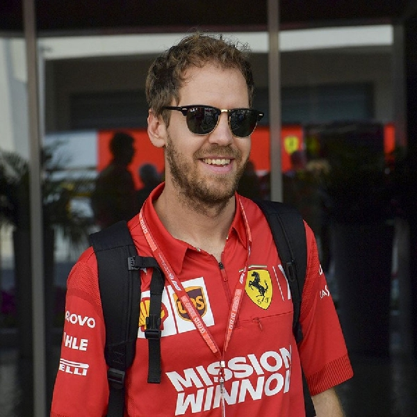 F1: Sebastian Vettel Harus Lebih Baik Musim Depan
