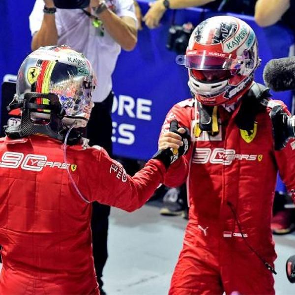 F1: Sebastian Vettel Prioritaskan Kerja Sama Tim Bukan Pencapaian Individu