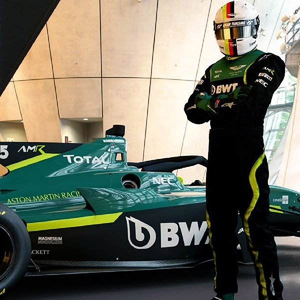 F1: Sebastian Vettel Siap 'Unjuk Gigi' di Tim Aston Martin F1