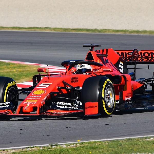 Sebastian Vettel Tegaskan Tetap di F1 Musim Depan