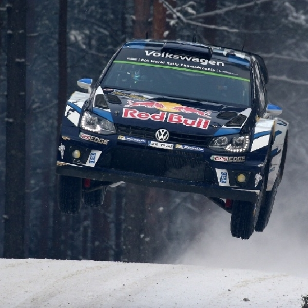 WRC: Sebastien Ogier Mendominasi Reli Swedia