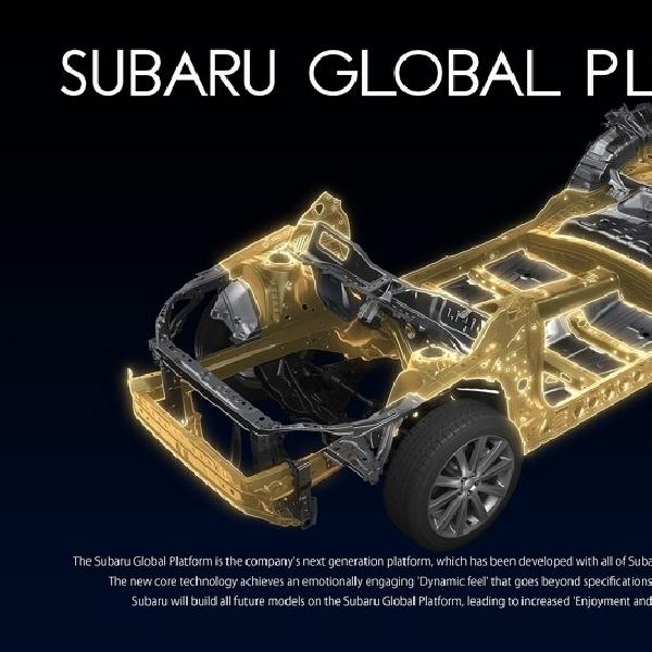 Sebelum Diluncurkan, All New Subaru Impreza Pamer Platform Baru