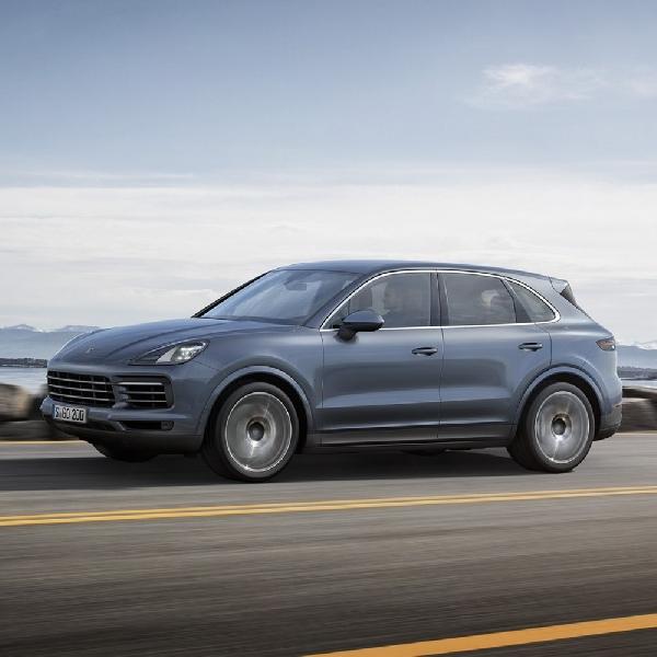 Seberapa Kencang Porsche Cayenne Terbaru