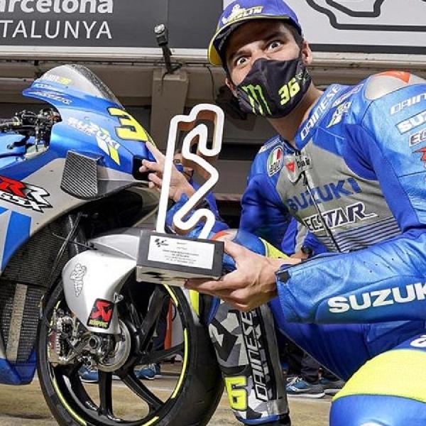 MotoGP: Sejarah Suzuki di Kejuaraan Dunia MotoGP