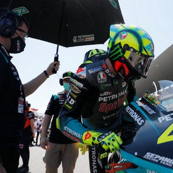 MotoGP: Selalu Tampil Buruk, Valentino Rossi Tidak Tertekan Jelang MotoGP Spanyol
