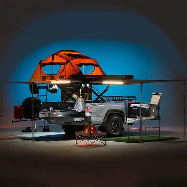 SEMA: Toyota TRD Sport Trailer Dibuat Untuk Berkemah