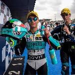 Sepakat dengan Italtrans Racing, Lorenzo Dalla Porta Naik ke Kelas Moto2