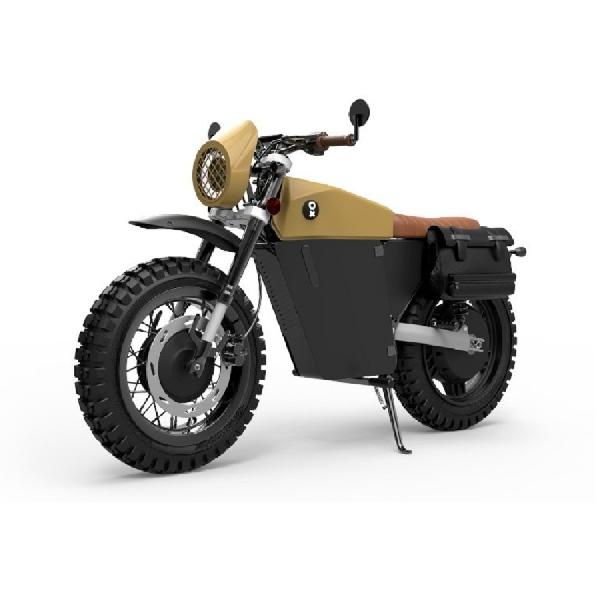 Sepeda Motor Elektrik Off-Road Patagonia Hadir Dengan Sistem ELISA