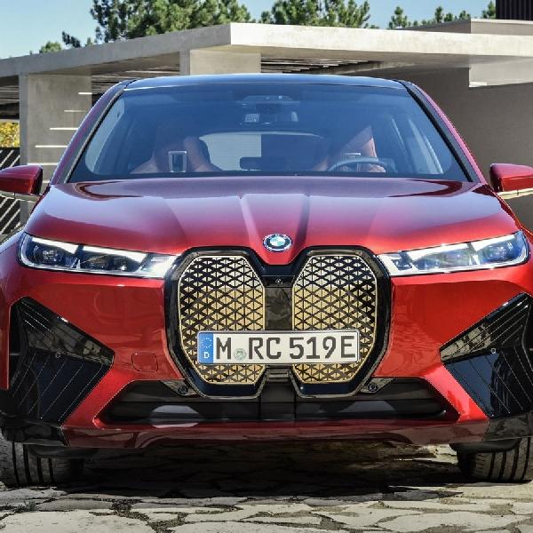 Seperti Inilah Tampilan BMW iX M