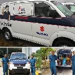 Meski Produksi Berhenti, Layanan Service Suzuki Tetap Optimal