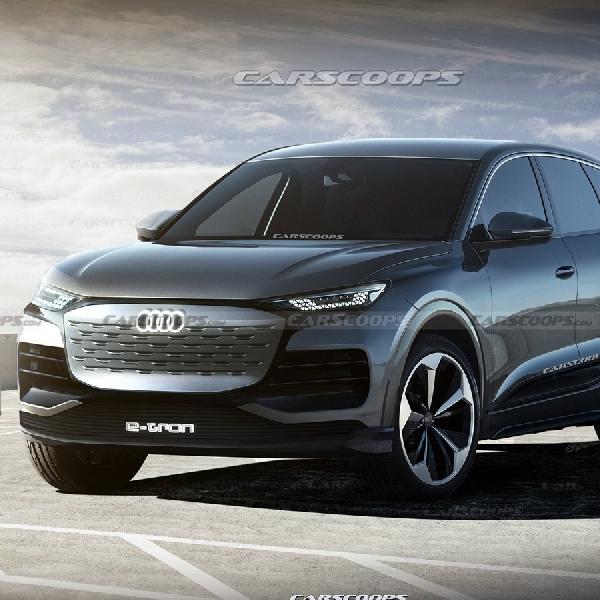 Serba-Serbi Audi Q6 E-Tron 2023: Desain, Performa dan Masih Banyak Lagi