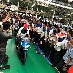 Suzuki Mulai Produksi GSX-R 150 di Indonesia