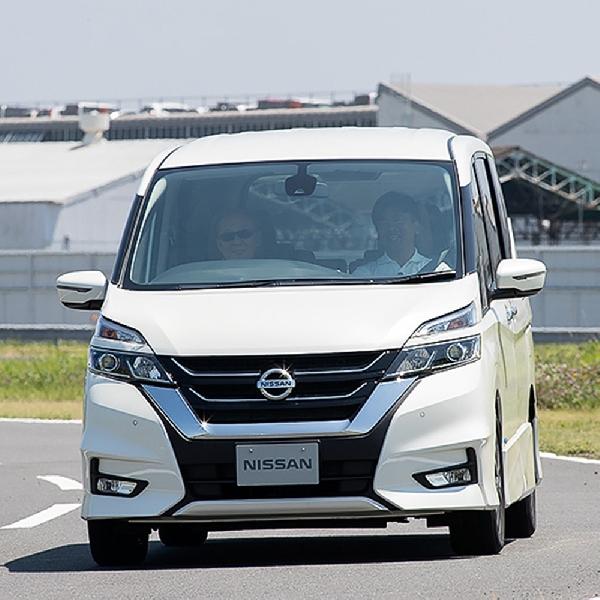 Nissan Segera Bawa Serena Terbaru