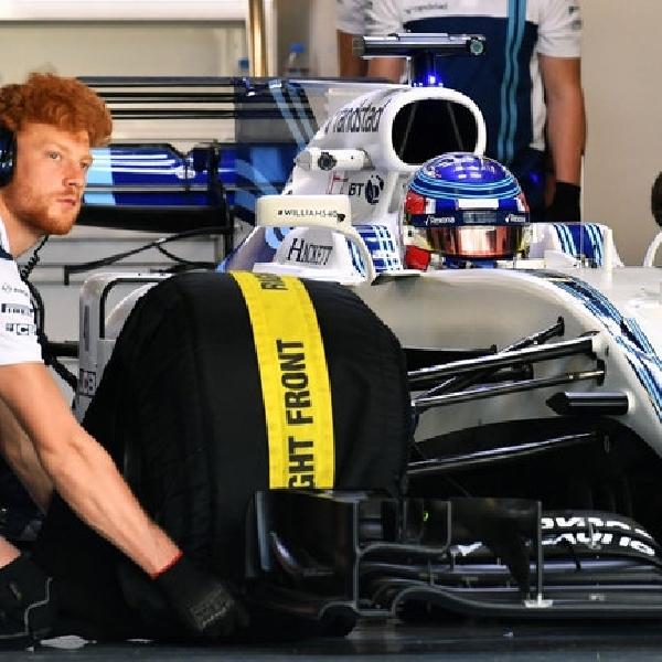 F1: Williams Tampilkan Mobil Balapnya Makin Agresif