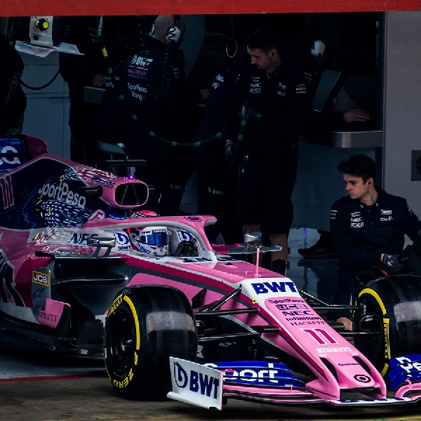Sergio Perez Perpanjang Kontrak di Racing Point