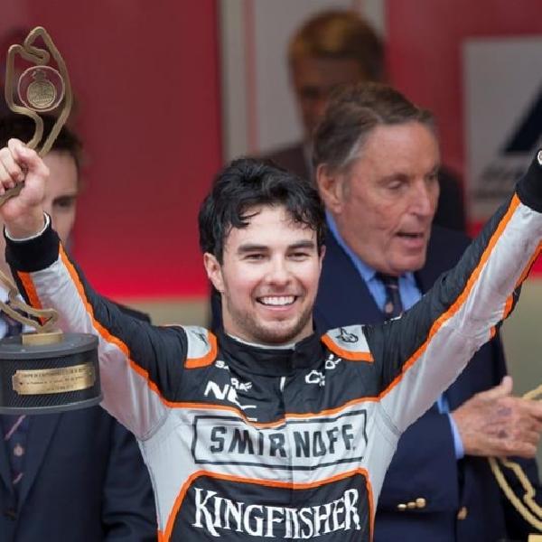 F1: Sergio Perez siap beri Kejutan di Spa