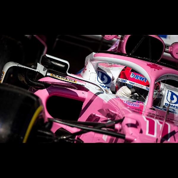 F1: Sergio Perez Targetkan Musim Terbaik bersama Racing Point