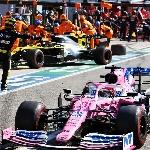 F1: Sergio Perez Tolak Peran Cadangan di Formula 1 Musim Depan?