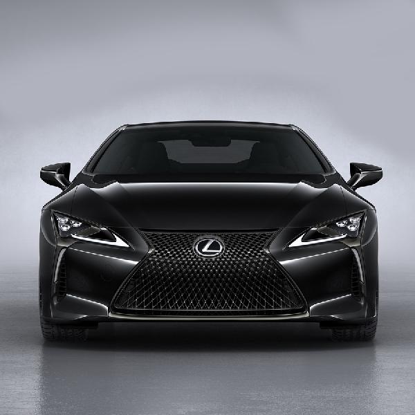 Lexus LC 500 2021 Inspiration Series Bisa Lulus untuk Batmobile Baru