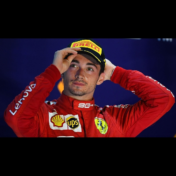 F1: Setahun di Formula 1, Charles Leclerc Mengaku Lebih Paham dengan Karakter Mobil Ferrari